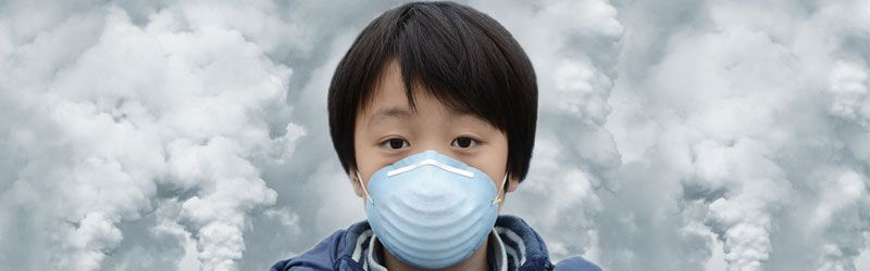 How to stay safe from air pollution?