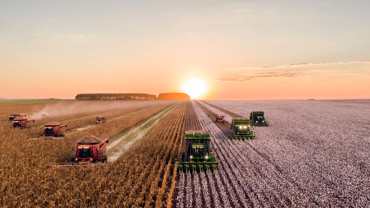 A look at the top-selling harvesters in the agriculture industry