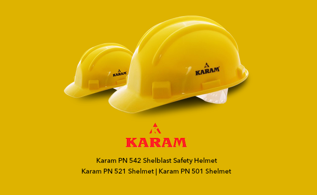 Karam: The Trusted Name in Safety Helmets