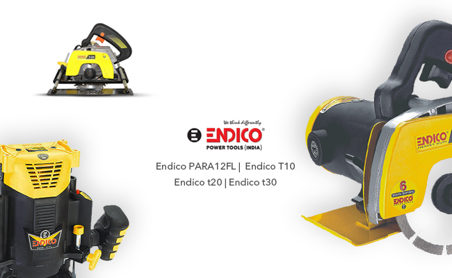 Endico Cutters: Precision cutting tools known for better finishing