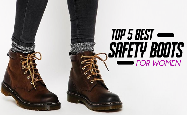 5 Best Work Boots For Women 2020 Most Comfortable Steel Toe Shoes