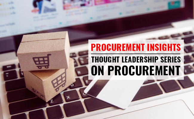 Procurement Insights : Thought Leadership Series on Procurement