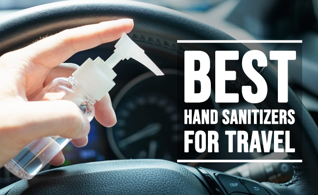 Best Hand Sanitizers for Travel